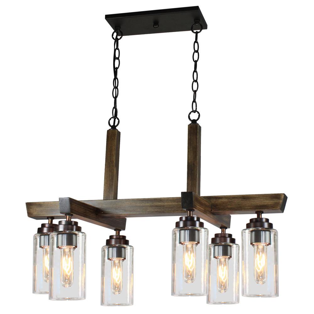 Home Glow Ac10866dp Chandelier Dtqe Lighting World Inc