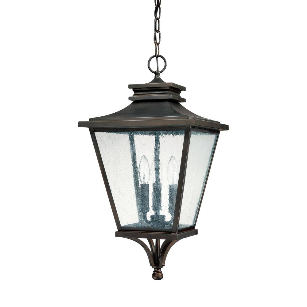3 light outdoor hanging lantern tylg lighting world inc 3 light outdoor hanging lantern arubaitofo Image collections